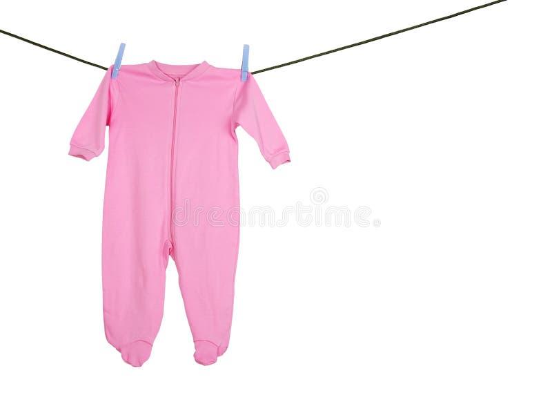 Traversina della neonata immagini stock libere da diritti