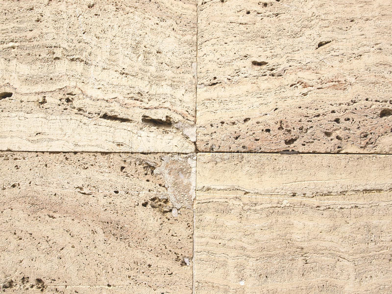 travertine arkivfoton