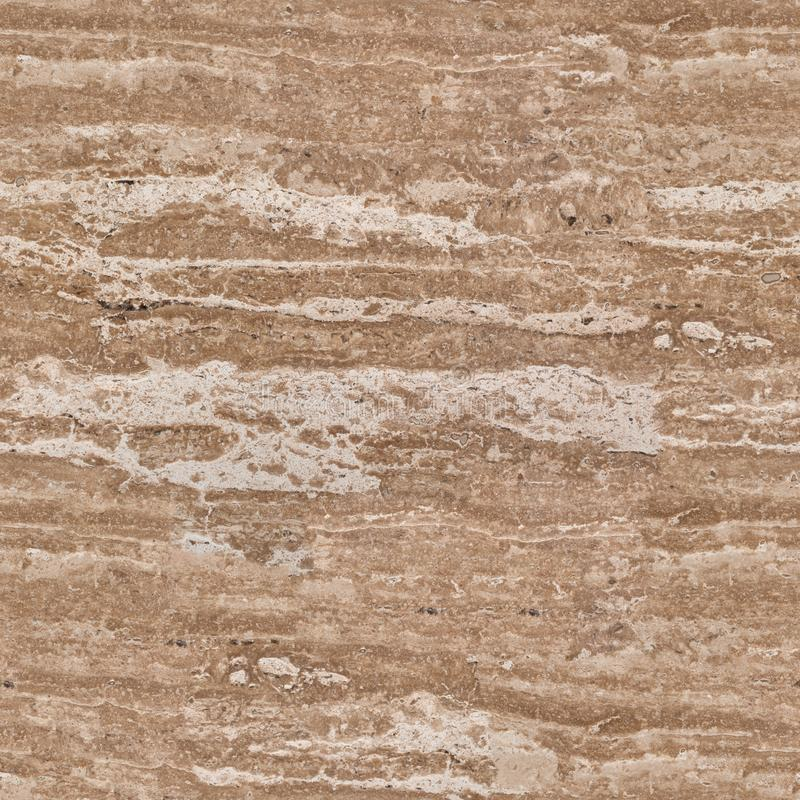 Travertine background natural stone. Seamless square texture, t. Ile ready. High resolution photo stock photo