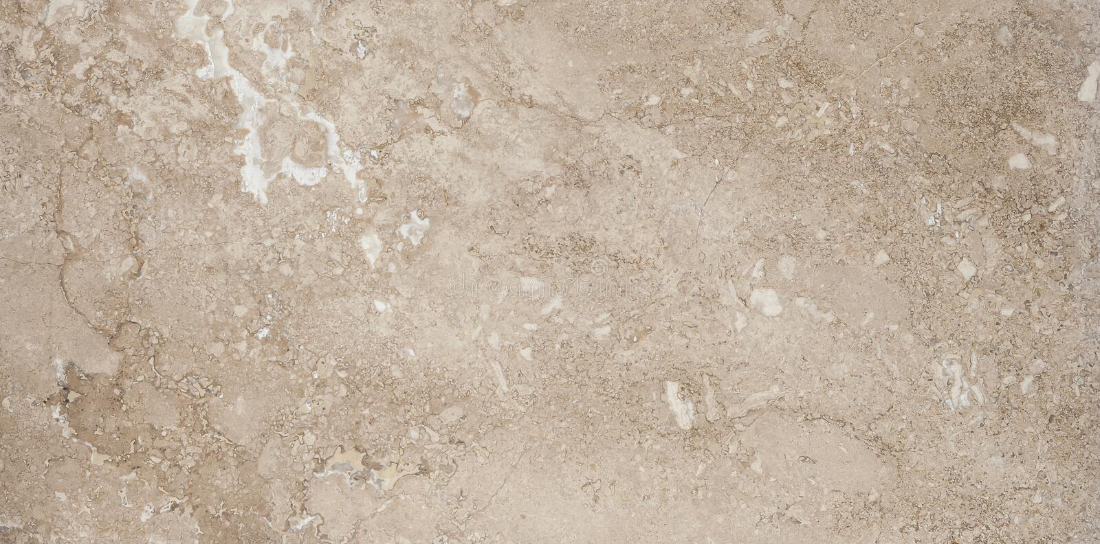 Travertine Onyx. Tile beige texture for design royalty free stock images