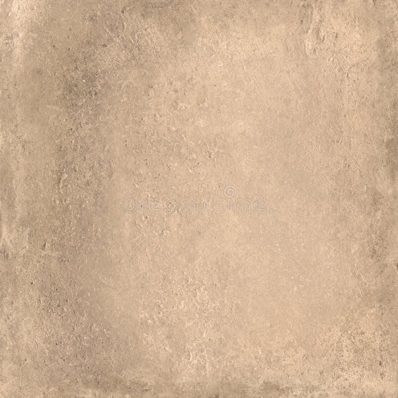 Travertino, textura de mármore, projeto de pedra da telha do fundo imagem de stock
