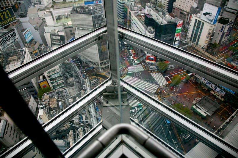 Travesía de Shibuya imagen de archivo libre de regalías