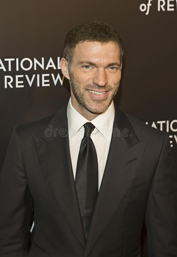 Travis Knight Attends NBR Awards Gala stock photo