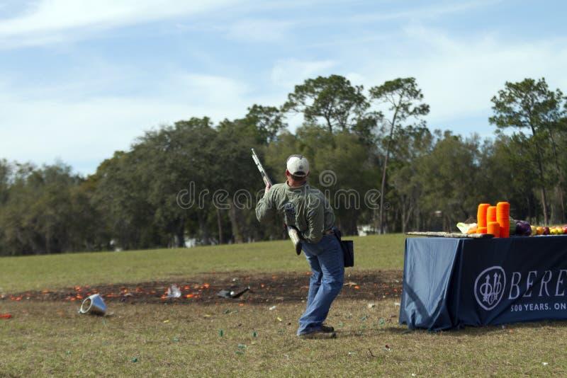 Download Travis Mears Behind The Back Shotgun Editorial Stock Image - Image: 23333214