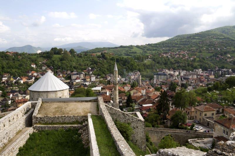 Travnik royaltyfria bilder