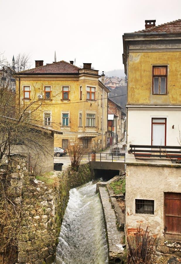 Travnik stämma överens områdesområden som Bosnien gemet färgade greyed herzegovina inkluderar viktigt, planera ut territoriet för arkivfoton