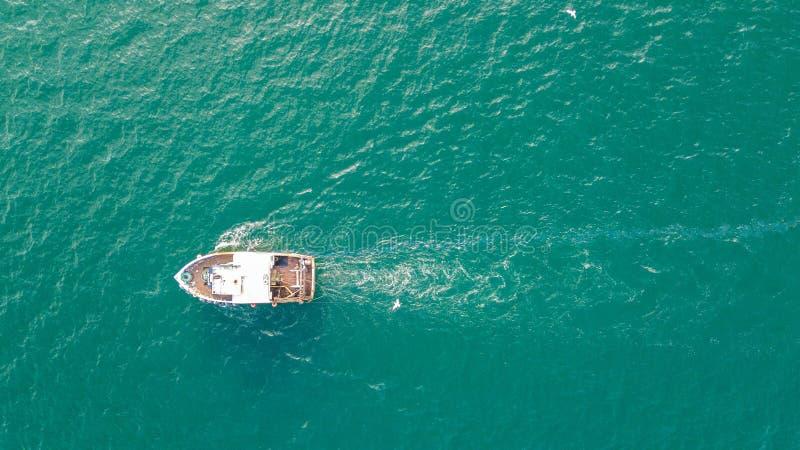 trawler στοκ φωτογραφία