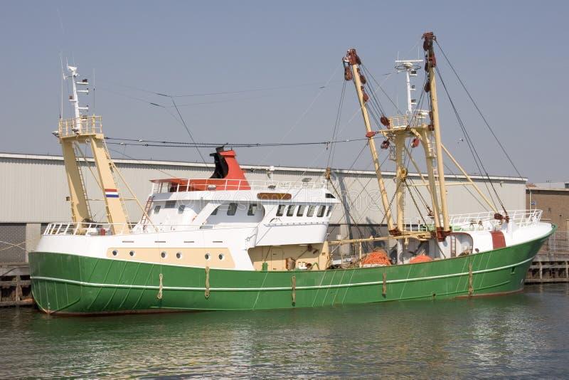 trawler zdjęcie royalty free
