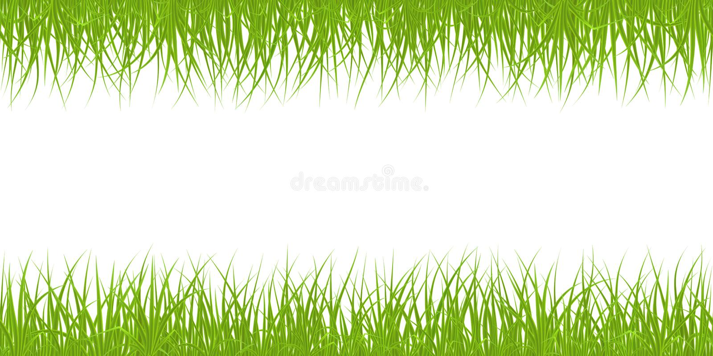 trawy bezszwowy deseniowy obrazy stock