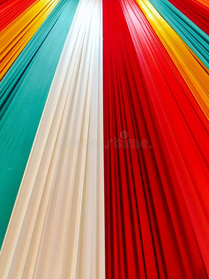 Trayectoria del color fotos de archivo libres de regalías