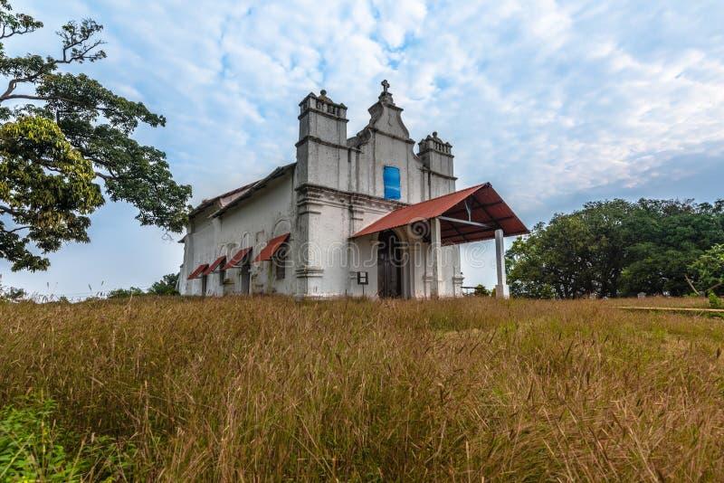 Tre re Chapel fotografie stock libere da diritti