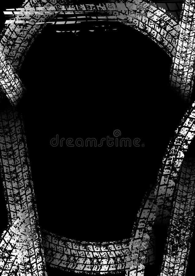 Tread Background Royalty Free Stock Images
