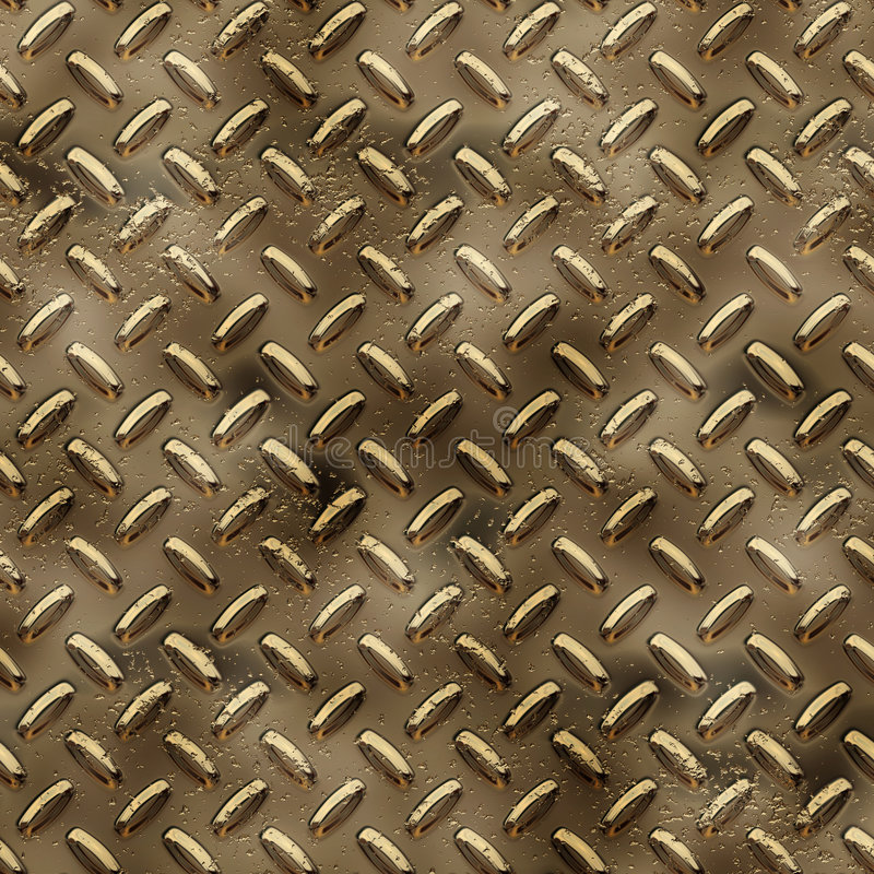 Download Tread plate stock photo. Image of checker, stained, industrial - 2786034