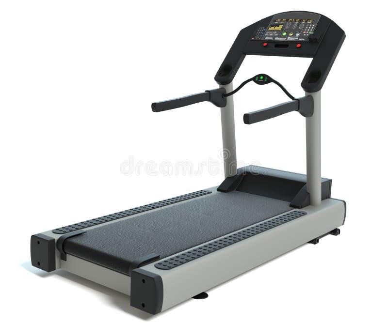 treadmill illustration libre de droits