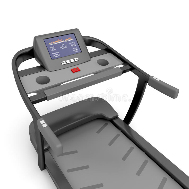 Download Treadmill Royalty Free Stock Images - Image: 29489459