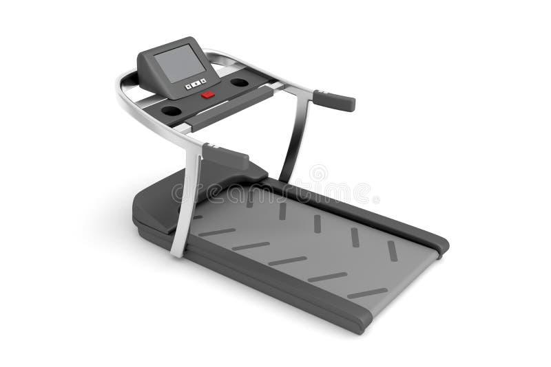 Download Treadmill stock illustration. Illustration of walk, sport - 29490426