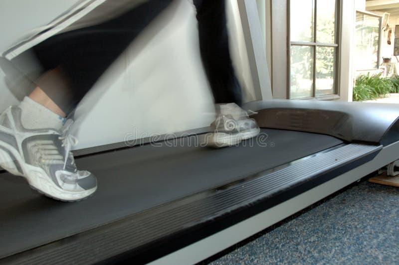 Treadmill 3 stock photo