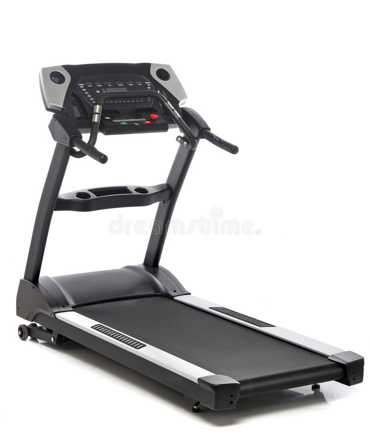 Download Treadmill Isolated Stock Image - Image: 15596341