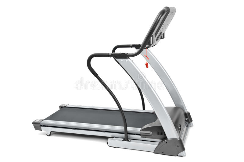 Download Treadmill Machine For Cardio Workouts Stock Photo - Image: 23189840