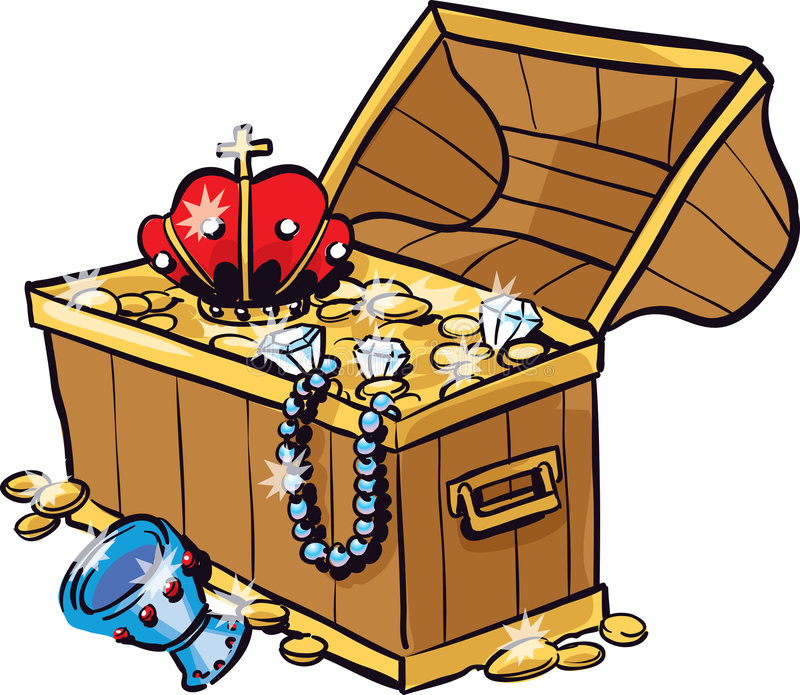 Download Treasure Chest Stock Photography - Image: 3332342