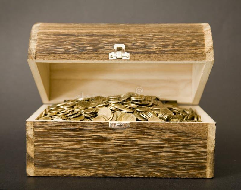 Treasure-chest stock photos
