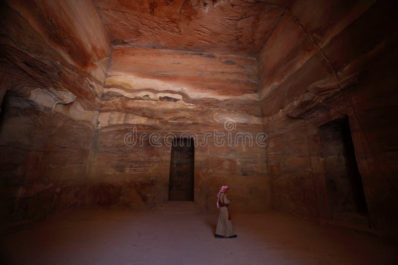 Download Treasury Inside Petra, Jordan Stock Photo - Image: 1414314