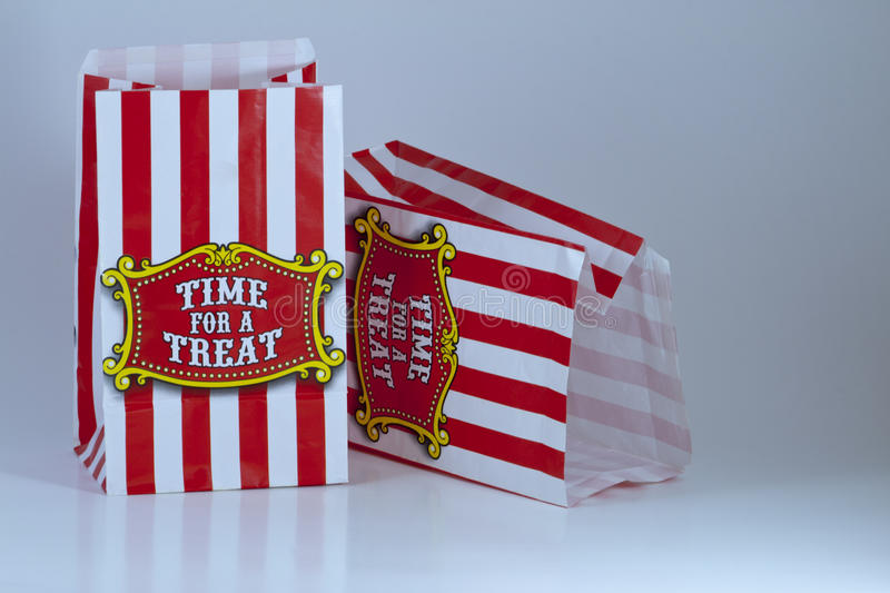 Download Treat Bags stock image. Image of relax, movie, upright - 26828489