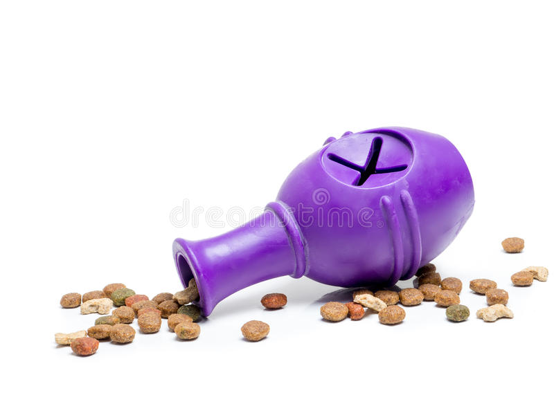 Treat release toy stock images