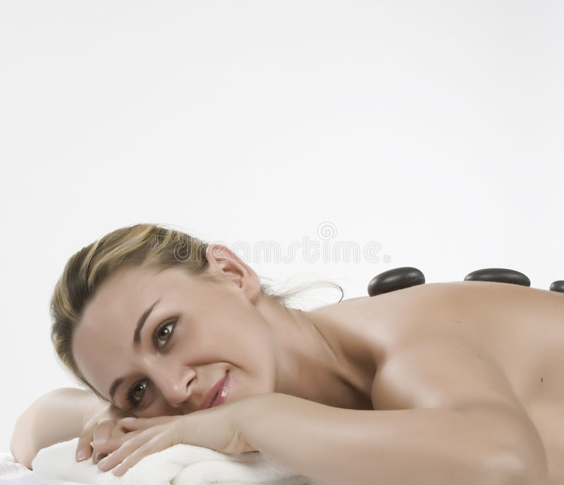 Download Treatment in spa stock image. Image of adult, health, relaxing - 7604553