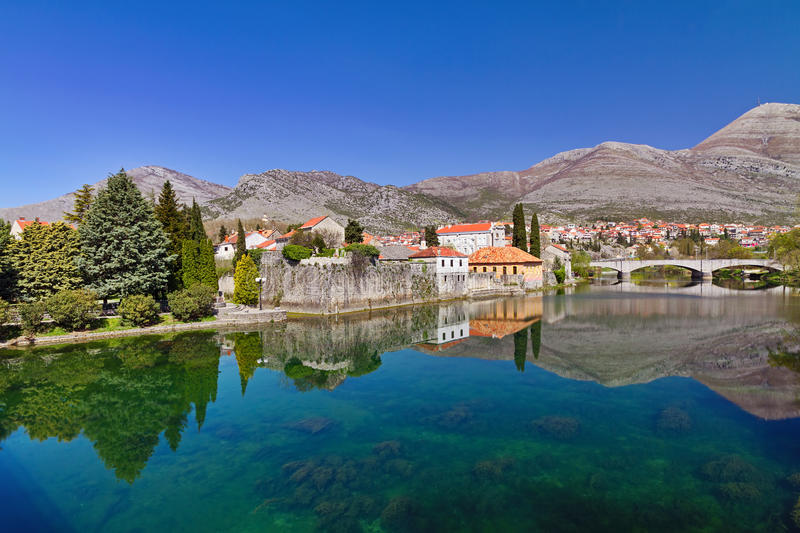 Trebinje foto de stock royalty free