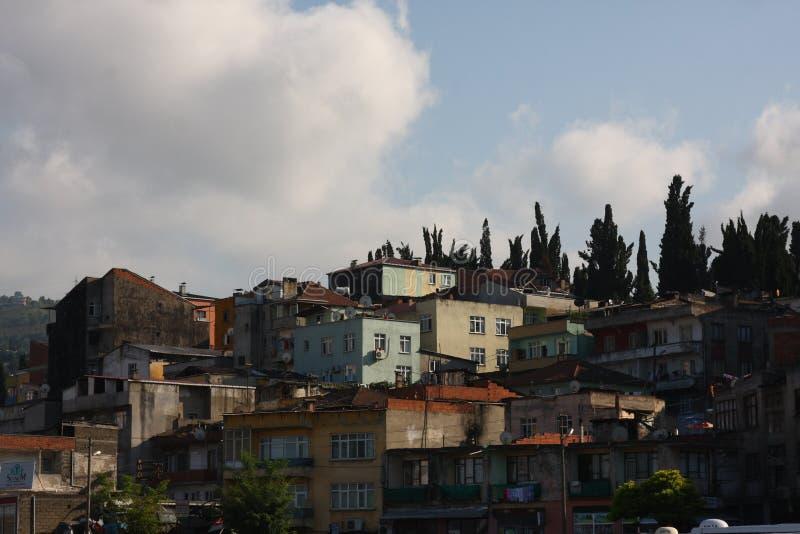 Trebisonda Turquía fotografía de archivo