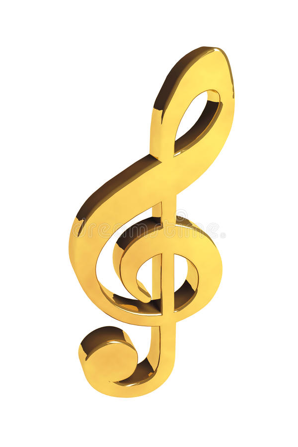 Download Treble Clef Stock Images - Image: 27938204
