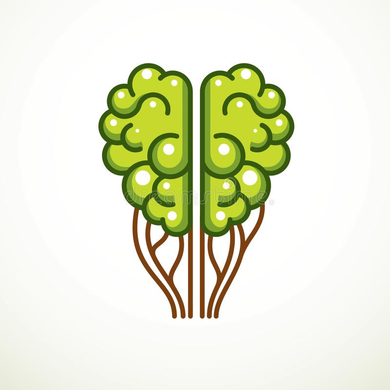 Tree Brain Concept, The Wisdom Of Nature, Intelligent Evolution ...