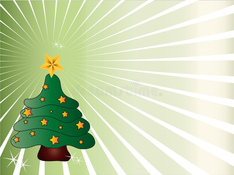 Download Tree christmas stock illustration. Image of objects, plants - 5997485