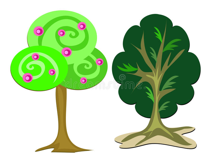 Download Tree Duo Stock Photography - Image: 20924912