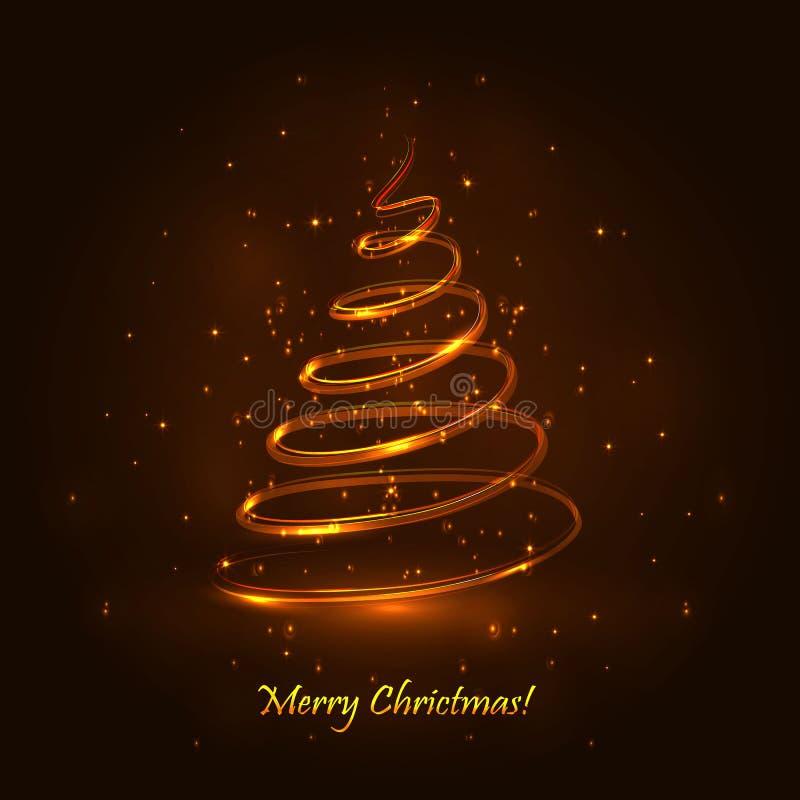 Download Tree För Regnbåge För Julfärger Magisk Wallpaper För Bakgrundsfärgguld S Vektor Illustrationer - Illustration av sparkle, blankt: 76701871