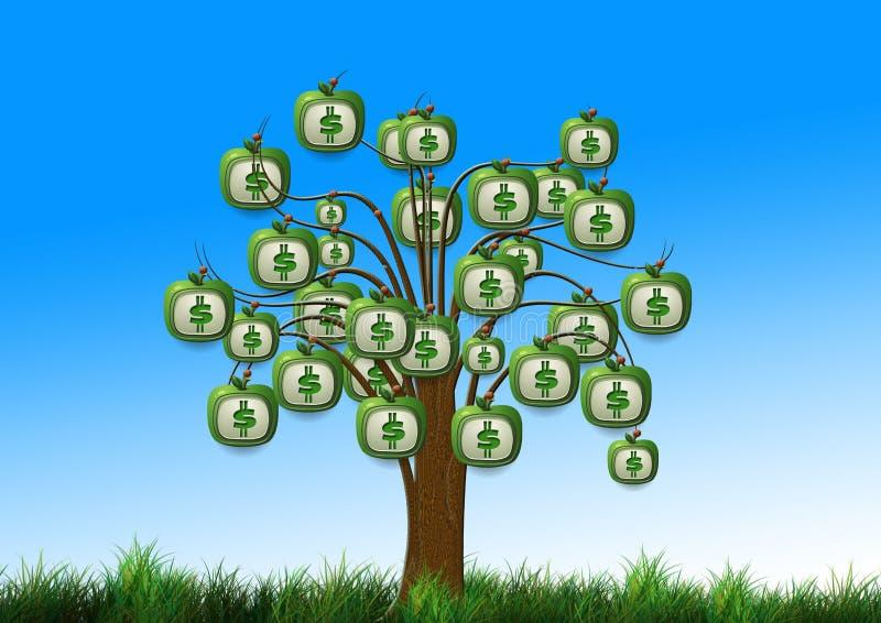 Tree, Grass, Plant, Branch stock image