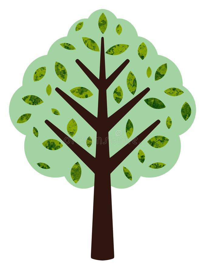 Tree Illustration vector illustration