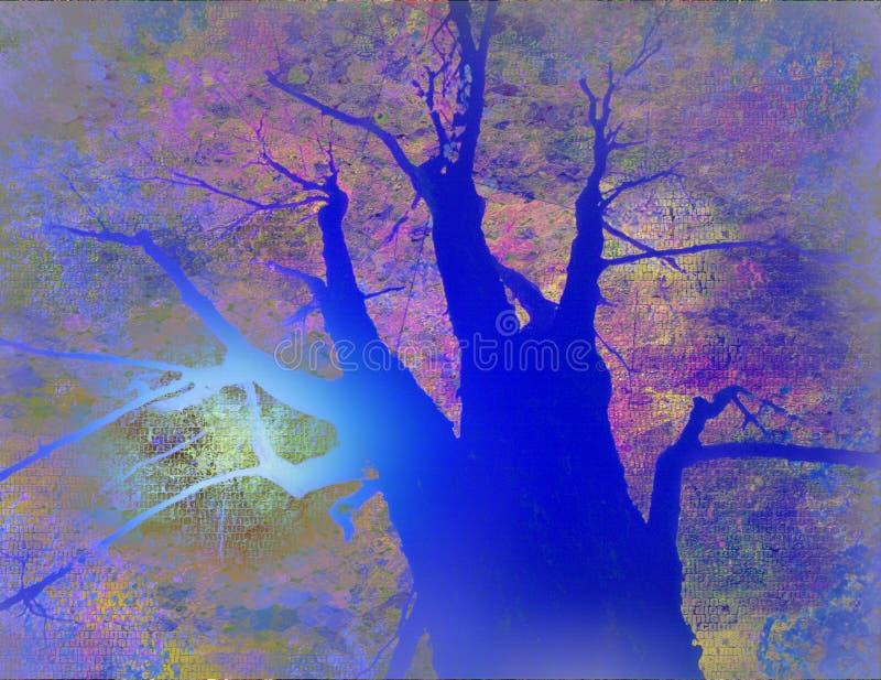 Download Tree Landscape stock illustration. Illustration of symbol - 12346263