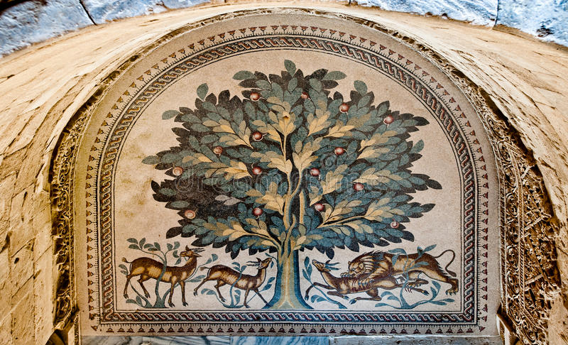 Download Tree Of Life Mosaic Stock Images - Image: 21092854