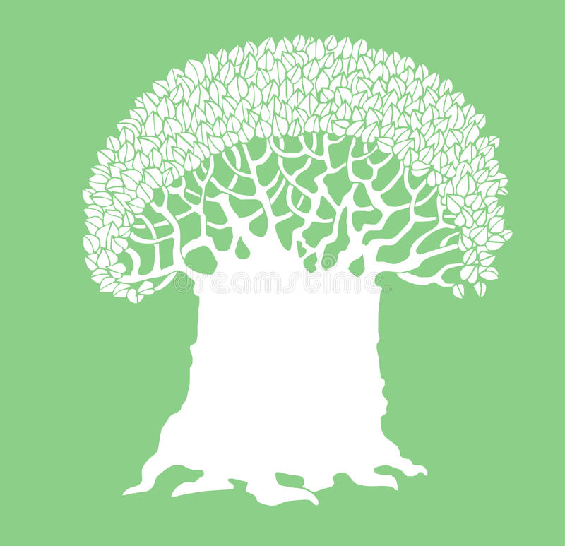 Download Tree logo stock vector. Image of life, illustration, leaf - 15735817