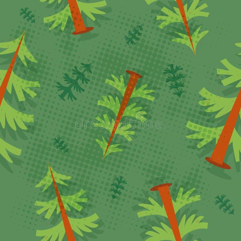 Tree pattern stock photography