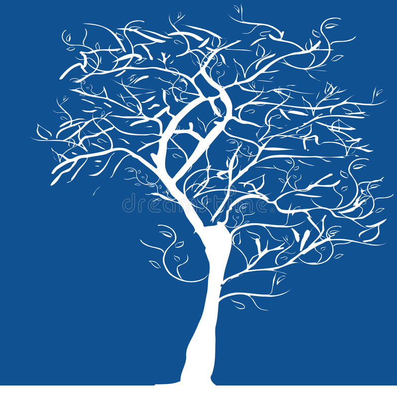 Download Tree Silhouette Stock Photos - Image: 993403