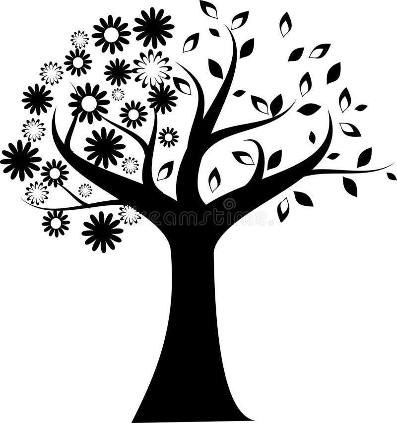 Tree Stock Illustration Illustration Of Leaf Twig