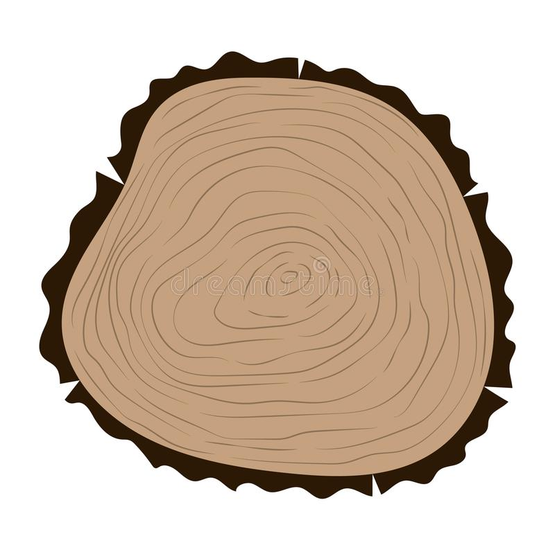 tree slice vector stock vector illustration of nature 78952178 rh dreamstime com vector wood frames vector wooden sign