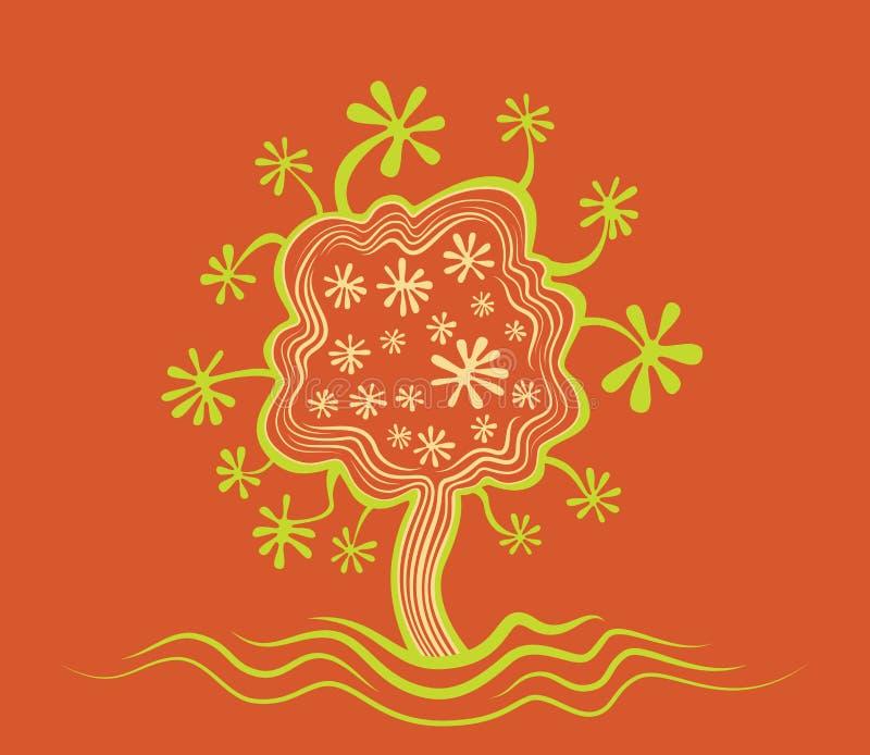 Download Tree Texture Design Illustration Stock Photos - Image: 25654623