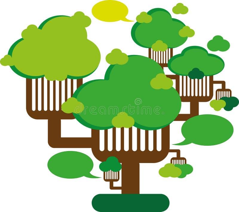 Download Tree stock vector. Illustration of illustration, botany - 34294136