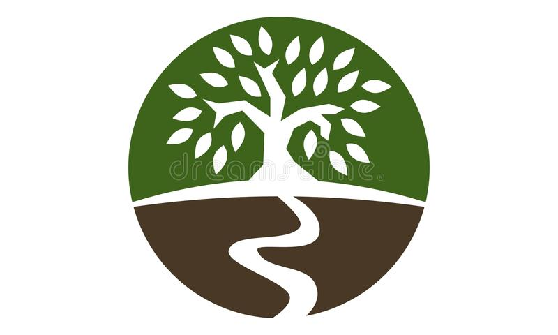 Tree Wealth Management stock illustration