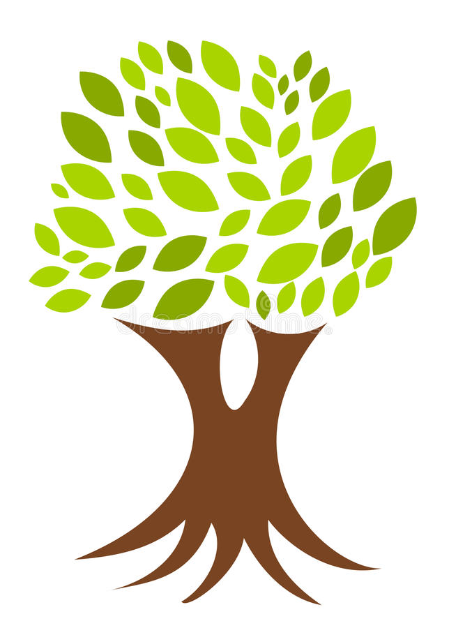 Free Tree With Roots Royalty Free Stock Photos - 17778038