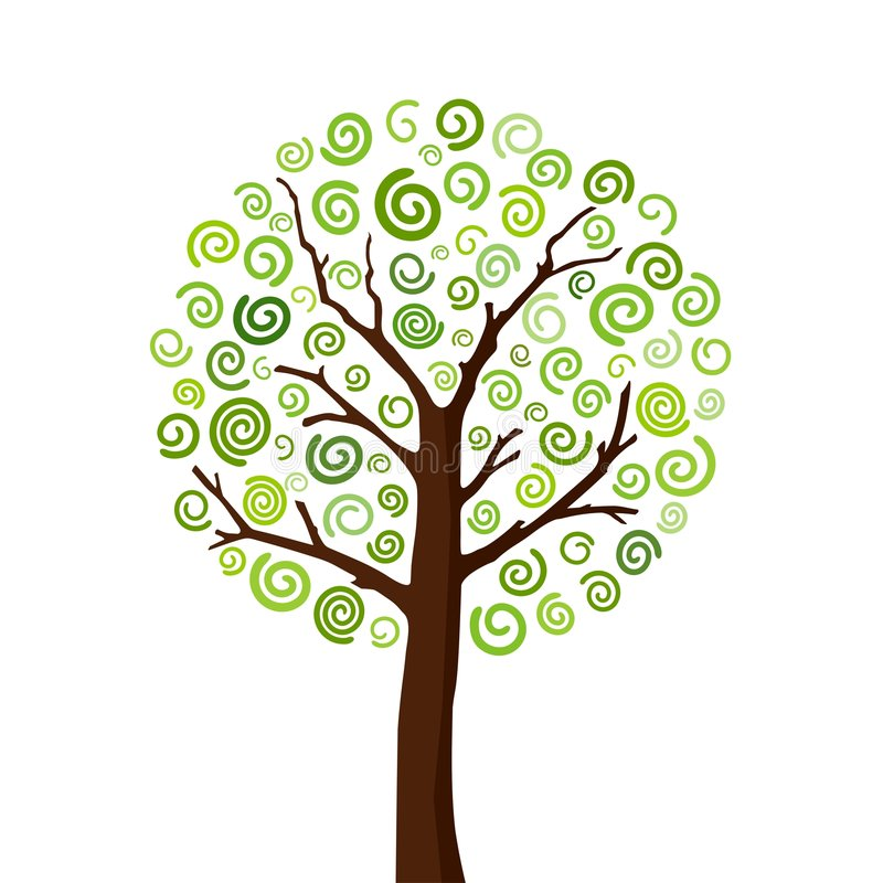 Free Tree4 Stock Photography - 7517372